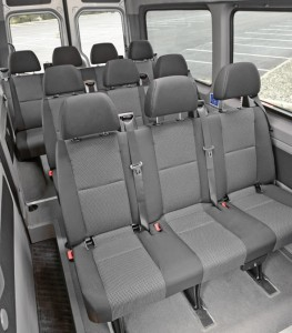 Mercedes Sprinter Seats